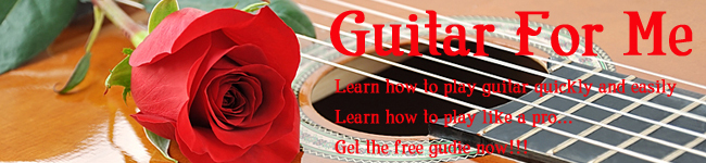 Get the FREE Guitar For Me Guide... don't miss out!
